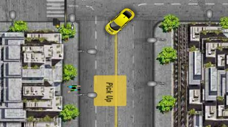 Screenshot - City Cab Driver