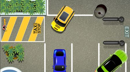 Screenshot - Hey Taxi