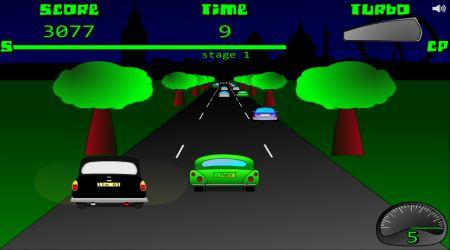 Screenshot - London Taxi Madness