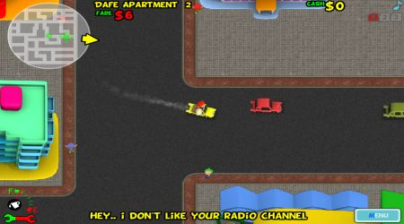 Screenshot - Sim Taxi Lotopolis City