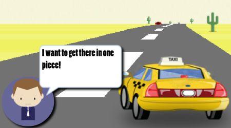 Screenshot - Super Awesome Taxi