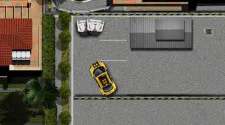 Screenshot - Taxi Driver