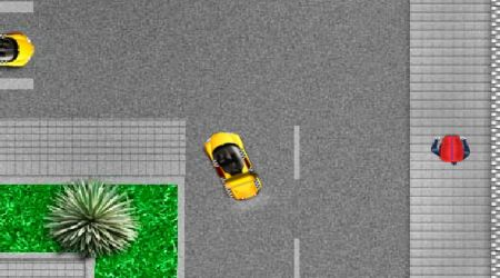 Screenshot - Taxi Driver Challenge