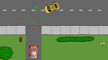 Screenshot - Taxi Driving School