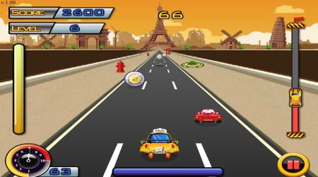 Screenshot - Taxi Madness