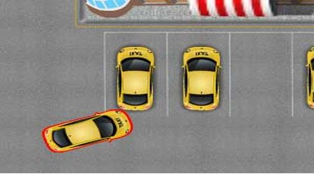 Screenshot - Taxi Parking