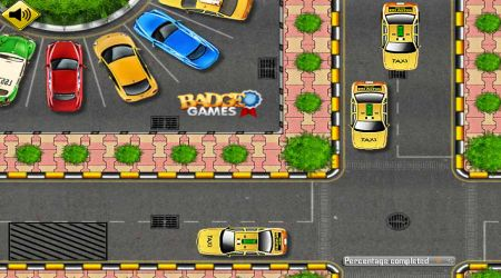 Screenshot - Yellow Cab Taxi Parking