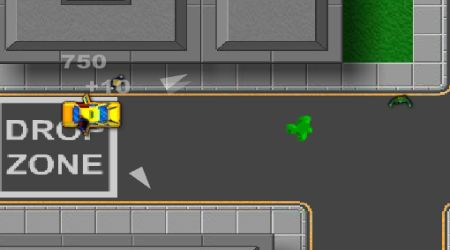Screenshot - Zombie Taxi